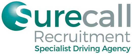 Surecall Recruitment Logo