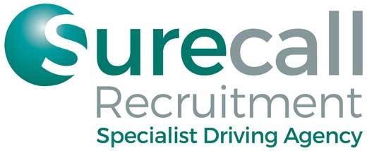 Surecall Recruitment Logo